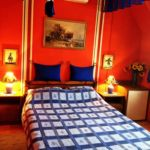 Erkélyes Romantik franciaágyas szoba