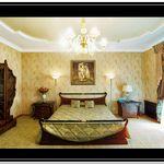 Номер с двуспальной кроватью Делюкс с балконом (с доп. местом)