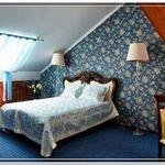 Номер с двуспальной кроватью Полулюкс (с доп. местом)