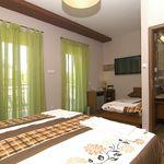 Komfort 1-Zimmer-Apartment für 3 Personen mit Balkon