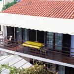 Balkonos Standard 4 fős lakosztály 2 hálótérrel