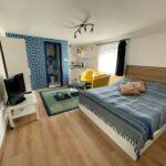 Apartament 4-osobowy na parterze Classic z 2 pomieszczeniami sypialnianymi (możliwa dostawka)