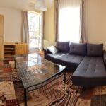 Apartament 3-osobowy z tarasem z widokiem na ogród z 1 pomieszczeniem sypialnianym