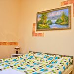 Ground Floor 1-Room Balcony Apartment for 2 Persons (extra beds available)