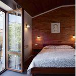 Номер с двуспальной кроватью с балконом