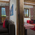 Фемили панорамный Двухкомнатный 4-местный апартамент