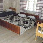 Номер с двуспальной кроватью Стандарт (с доп. местом)
