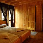 Camera twin confort cu vedere spre munte