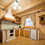 Domek drewniany 4-osobowy Exclusive Deluxe (możliwa dostawka)