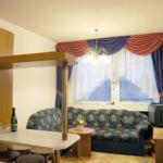 Apartament 4-osobowy Standard z dostępem do ogrodu z 2 pomieszczeniami sypialnianymi