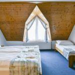 Komfort Family háromágyas szoba