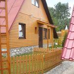 Domek drewniany 8-osobowy Exclusive Family