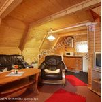 Domek drewniany 6-osobowy Exclusive Family