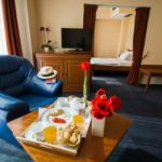 Junior 1-Room Suite for 2 Persons (extra bed available)