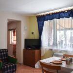 Fürdőszobás Komfort 3 fős apartman 2 hálótérrel (pótágyazható)