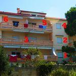 Apartament 6-osobowy Deluxe z widokiem na morze z 3 pomieszczeniami sypialnianymi (możliwa dostawka)