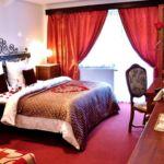 Emeleti Komfort franciaágyas szoba (pótágyazható)