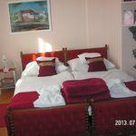 Földszintes Komfort kétágyas szoba (pótágyazható)