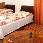Fürdőszobás Standard négyágyas szoba