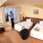 Panorámás Premium kétágyas szoba