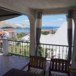 Family 2-Zimmer-Apartment für 4 Personen mit Aussicht auf das Meer