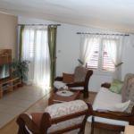 Apartament cu panorama cu vedere spre mare cu 2 camere pentru 4 pers.