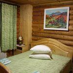 Двухкомнатный 3-местный апартамент Делюкс с видом на горы
