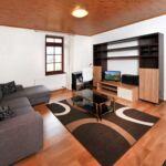 Apartman pro 3 os. s 1 ložnicí s výhledem na hory  (s možností přistýlky)