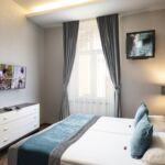 Deluxe 4 fős apartman 2 hálótérrel (pótágyazható)