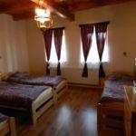 Földszintes Komfort 4 fős apartman 1 hálótérrel (pótágyazható)