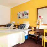 Camera dubla standard tourist (se poate solicita pat suplimentar)