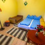 Földszintes Komfort 2 fős apartman 1 hálótérrel (pótágyazható)