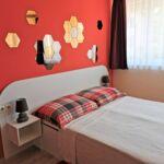 Apartament 2-osobowy Romantyczny z 1 pomieszczeniem sypialnianym (możliwa dostawka)