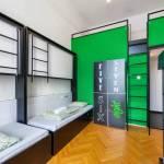 Ágy/ágyanként foglalható 8x egyágyas szoba