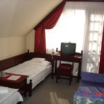 Standard kétágyas szoba (pótágyazható)