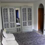 Kertre néző fürdőszobás franciaágyas szoba (pótágyazható)