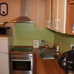Garden View Upstairs 2-Room Apartment for 4 Persons