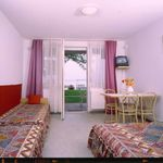 Studio Ground Floor 1-Room Apartment for 4 Persons (extra bed available)