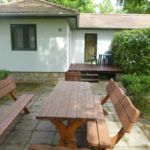 Erdgeschosses 2-Zimmer-Apartment für 4 Personen mit Aussicht auf den Garten (Zusatzbett möglich)