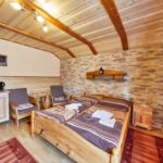 Family 1-Zimmer-Apartment für 4 Personen mit Aussicht auf den Hof