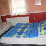 Komfort 1-Zimmer-Apartment für 6 Personen mit Balkon (Zusatzbett möglich)
