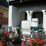 Apartament 6-osobowy z balkonem z widokiem na ogród z 3 pomieszczeniami sypialnianymi (możliwa dostawka)