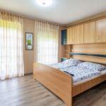 Kerthelyiséggel Privilege 4 fős apartman 2 hálótérrel (pótágyazható)