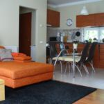 Apartament premium cu gradina cu 2 camere pentru 4 pers.