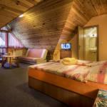 1-Zimmer-Apartment für 4 Personen Obergeschoss mit Balkon