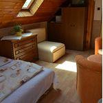 Erkélyes Classic franciaágyas szoba (pótágyazható)