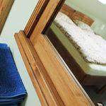 Tetőtéri Romantik kétágyas szoba (pótágyazható)