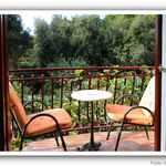 Garden View 1-Room Balcony Apartment for 2 Persons (extra beds available)