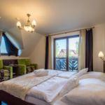 Lux kétágyas szoba