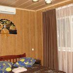 Двухкомнатный 2-местный люкс с видом на горы с балконом (с доп. местом)